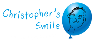 christophers-smile-logo-white-strap